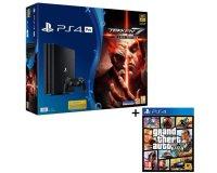 Cdiscount: Bundle PS4 Pro 1To avec les jeux Tekken 7 et GTA 5 à 399,99€ au lieu de 486,31€