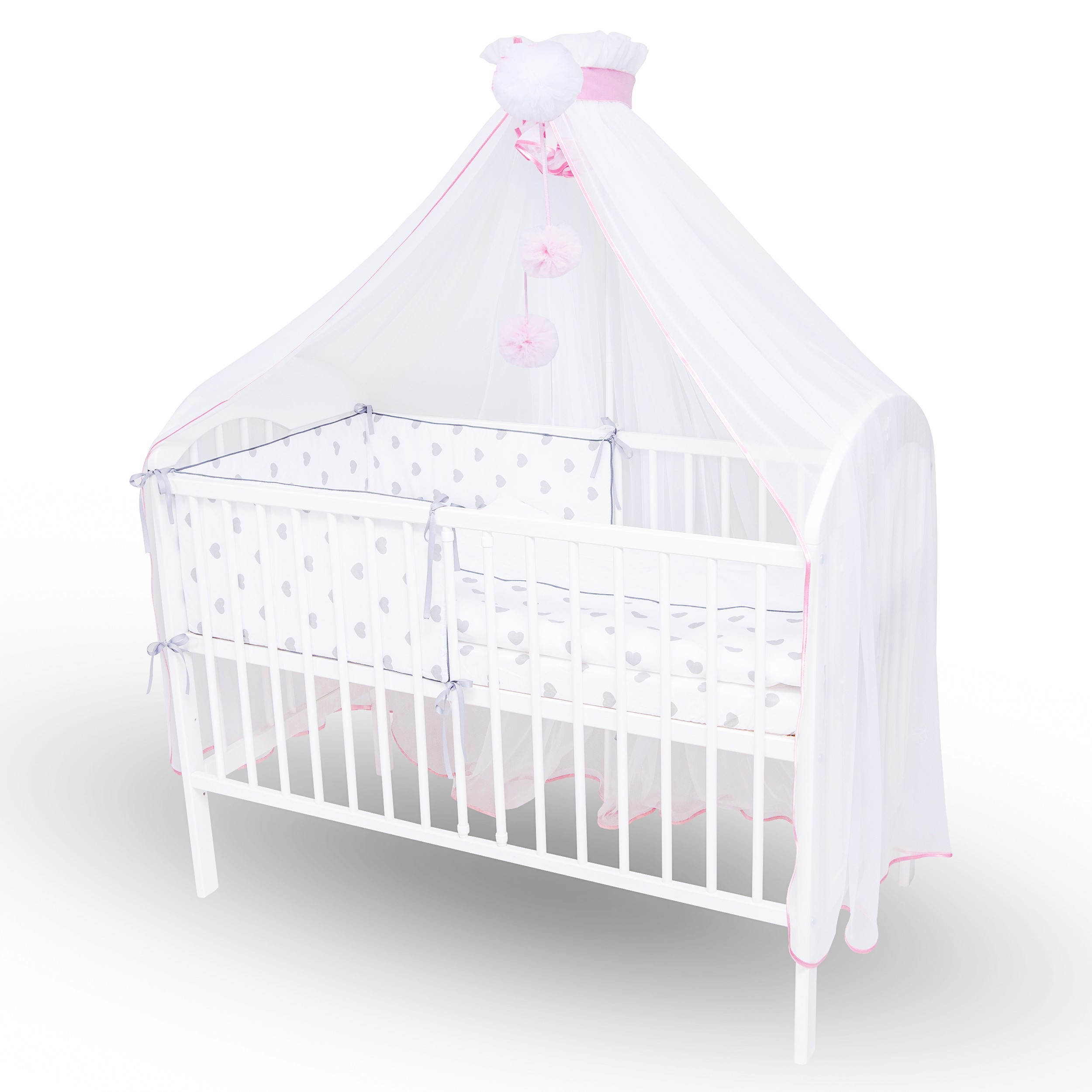 15 sur le ciel de lit b b grande taille callyna. Black Bedroom Furniture Sets. Home Design Ideas