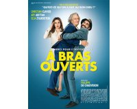 """Carrefour: Des Blu-ray et des DVD du film """"A bras ouverts"""" à gagner"""