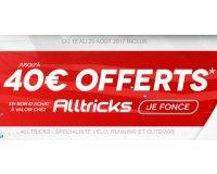 Allopneus: 2 pneus Uniroyal = 15€ & 4 pneus Uniroyal = 40€ offerts à valoir chez Alltricks