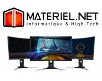 Materiel.net: 7% de remise sur tous les écrans PC