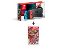 Auchan: Console Nintendo Switch + Ultra Street Fighter II à 339,99€