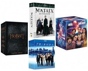 Amazon: 10€ de réduction sur une sélection de coffrets DVD et Blu-ray Warner