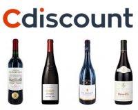 Cdiscount: 10% de remise pour toute 1ère commande de Vin