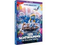"""RFM: Des DVD """"les Schtroumpfs et le village perdu"""" à gagner"""