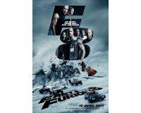 "NRJ: 50 Blu-Ray ""Fast & Furious 8"" & 10 coffrets intégrale de la saga à gagner"