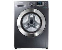 Darty: Lave-linge Samsung WF80F5E5U4X Inox Eco Bubble à 454€ au lieu de 699€