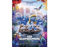 """Allociné: Des DVD du dessin animé """"Les Schtroumpfs et le Village perdu"""" à gagner"""