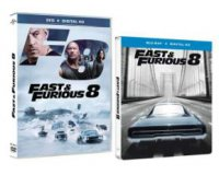 """JEUXACTU: 5 Blu-ray & 5 DVD du film """"Fast & Furious 8"""" à gagner"""