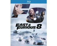 "Jeuxvideo.com: 20 Blu-ray ""Fast & Furious 8"" à gagner"