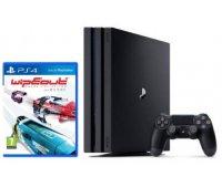 Fnac: 1 console PS4 Pro achetée = le jeu Wipeout Omega offert