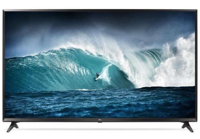 """Code promo Cdiscount : Smart TV LED 4K HDR 164 cm (65"""") LG 65UJ630V à 799€ (dont 200€ via ODR)"""