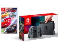 Gulli: 1 console Nintendo Switch et des jeu Cars 3 à gagner