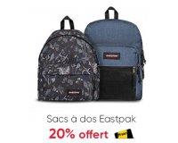Fnac: [Adhérents] 20% offerts chèque-cadeau sur une sélection de sac à dos de marques