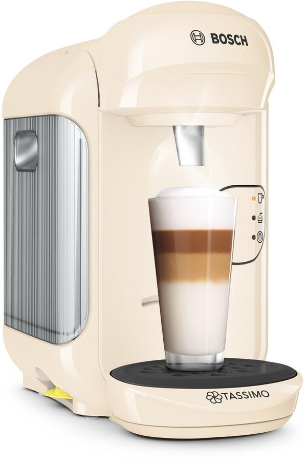 Code promo Amazon : Cafetière à dosette BOSCH TAS1407 Vivy Vanille à 26,99€