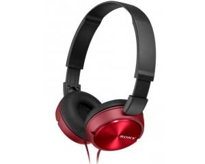 casque audio sony mdrzx310 rouge 16 69 au lieu de 30 amazon. Black Bedroom Furniture Sets. Home Design Ideas