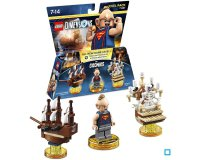 Auchan: Figurine LEGO Dimensions Pack Aventure The Goonies à 12,49€