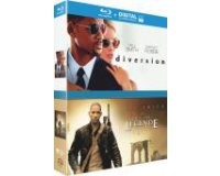 Fnac: Coffret Blu-ray Will Smith 2 films : Diversion et Je suis une Légende à 4,99€
