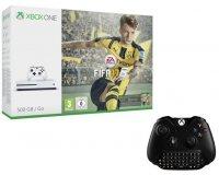 Amazon: Pack Console Xbox One S Fifa 17 + Chatpad à 199€ au lieu de 277,50€