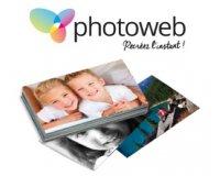 Photoweb: 30% de votre commande remboursés