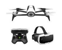 Amazon: Drone Parrot Quadricoptère Bebop 2 + Lunette FPV + Skycontroller 2 à 439,99€