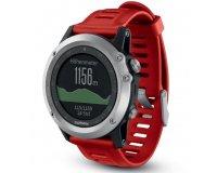 Amazon: Montre GPS Multisports Outdoor Garmin Fēnix 3 Silver à 249€