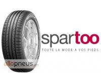 Allopneus: Jusqu'à 80€ offerts en avoir chez Spartoo pour l'achat de pneus auto Dunlop