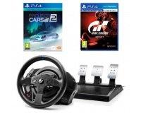 Fnac: 1 volant Thrustmaster PS4 T300RS GT Edition acheté = GT Sport offert