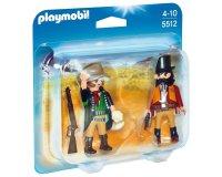 Avenue des Jeux: Le Duo Sherif et bandit offert dès 30€ d'achat de jeux Playmobil