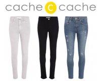 Cache Cache: 1 jeans acheté = 30% de réduction sur le 2ème article acheté