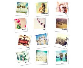 Planet Photo: 1 lot de magnets acheté = 1 lot offert