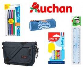 Auchan: [Rentrée des classes] Jusqu'à -50% sur une sélection d'articles
