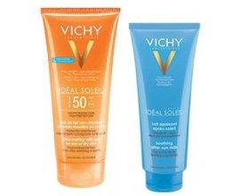 Vichy: 1 après-soleil 100 ml offert dès l'achat d'un solaire parmi une sélection