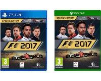 """L'Équipe: 10 jeux """"F1 2017"""" à gagner (5 sur PS4, 5 sur Xbox One)"""