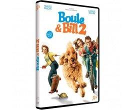 """Rire et chansons: 40 DVD du film """"Boule et Bill 2"""" à gagner"""