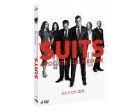 """Femme Actuelle: 20 coffrets DVD de la saison 6 de la série """"Suits"""" à gagner"""