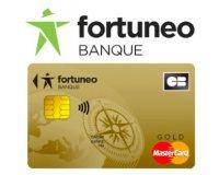 Vente Privée: 150€ offerts pour l'ouverture d'un compte bancaire + CB Fortuneo Banque