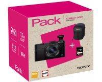 Darty: Appareil photo compact SONY pack DSC-RX100 II noir à 399€ au lieu de 499€