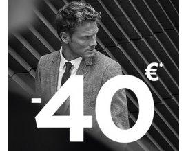 Brice: -40€ pour l'achat simultané d'une veste et d'un pantalon