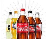 Coca Cola: Bons de réduction à imprimer : jusqu'à -30€ sur vos boissons préférées