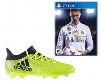 Go Sport: Jusqu'à - 45€ sur le jeu FIFA18 pour l'achat d'une paire de crampon Adidas
