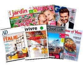Kiosque FAE: Tous les magazines à -50 % + un cadeau surprise