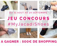 Jacadi: 500€ de shopping à gagner grâce à un concours photos chaussures