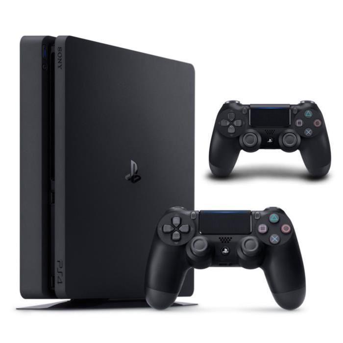 Code promo Fnac : 1 console PS4 achetée = une 2ème manette offerte