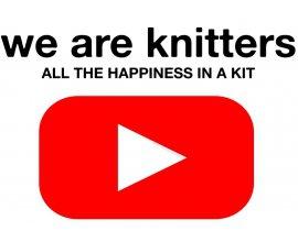 We Are Knitters: Tutoriels vidéo gratuits pour apprendre à tricoter et crocheter (tous niveaux)