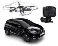 Intermarché: 1 Voiture Renault Captur, 5 GO PRO et 5 Drone à gagner