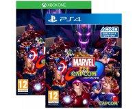 Auchan: [Précommande] Marvel vs. Capcom : Infinite sur PS4 ou Xbox One à 44,99€