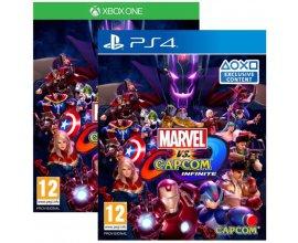 Fnac: Marvel vs. Capcom : Infinite sur PS4 ou Xbox One à 19,99€