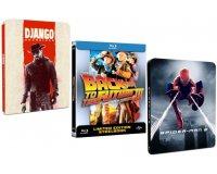 Zavvi: 15% de réduction sur une grande sélection de coffrets DVD et Blu-Ray Steelbook