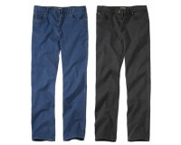 Atlas for Men: Lot de 2 Jeans Stretch Authentic à 23,70€ au lieu de 79€